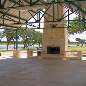 Mystic Shores Pavilion
